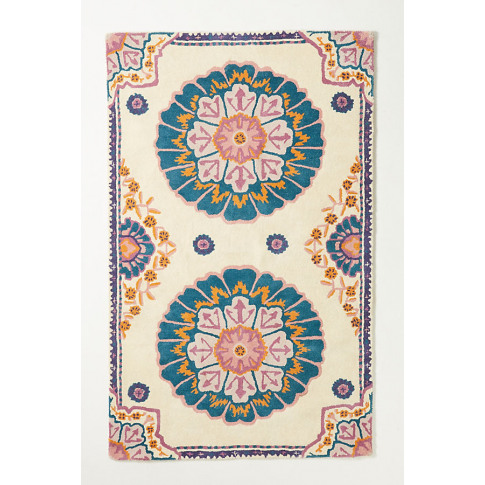 Hand-Tufted Nya Rug - Assorted, Size 8 X 10