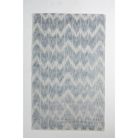 Woven Aria Rug - Blue, Size 9X12