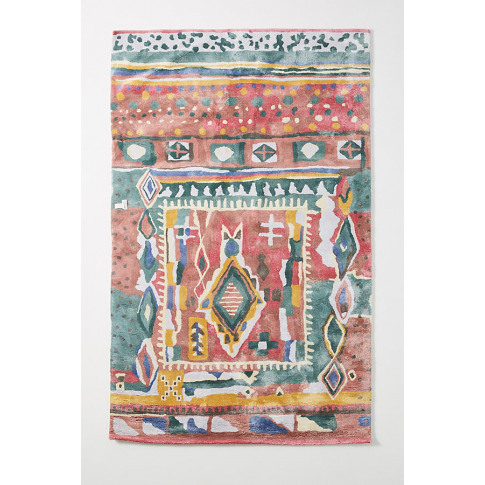Hand-Tufted Lissa Rug - Assorted, Size 9x12