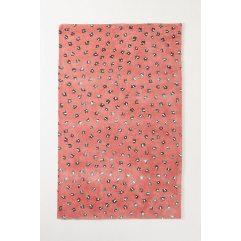 Hand-Tufted Kinsley Rug - Pink, Size 5x8