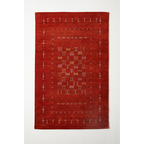 Hand-Knotted Catrine Rug