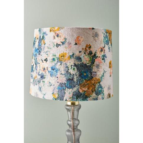 Helen Dealtry Lilac Lamp Shade - Purple, Size L