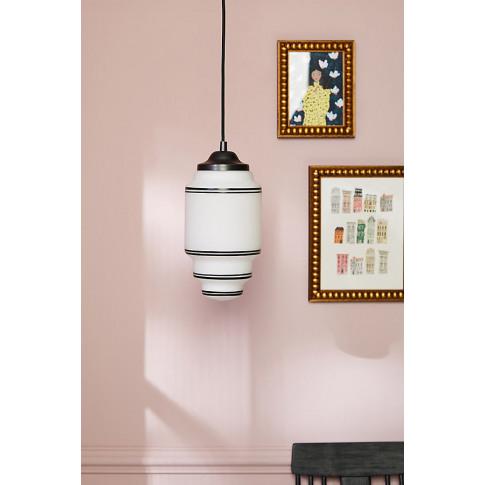 Gatsby Ceiling Light - White, Size S