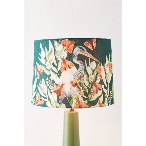 Michelle Morin Heron Lamp Shade - Assorted, Size L