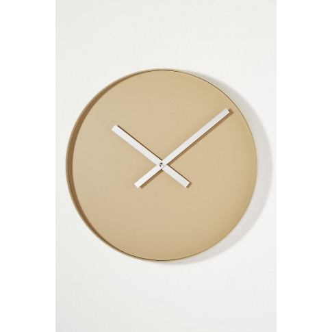 Blomus Clock - Yellow, Size L