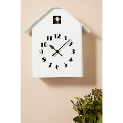 Dachs Cuckoo Clock - White
