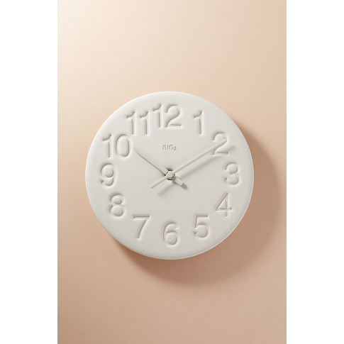 Keisoudo Clock - White