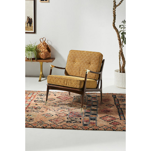 Haverhill Chenille Armchair