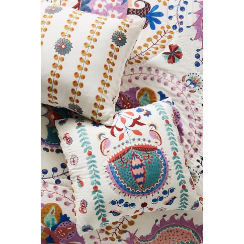 Delissa Square Pillowcase - Assorted, Size Euro Sham
