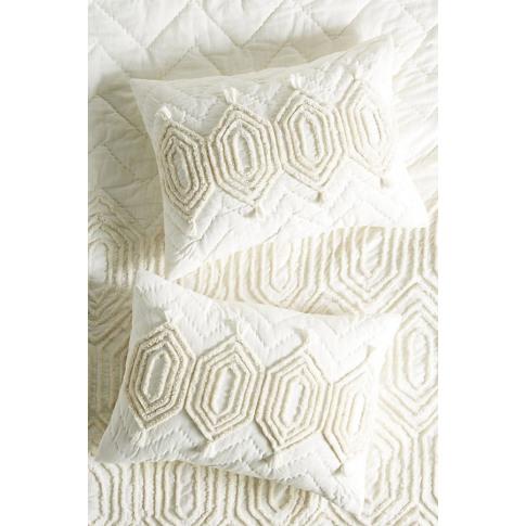 Set Of 2 Tufted Amora Pillowcases