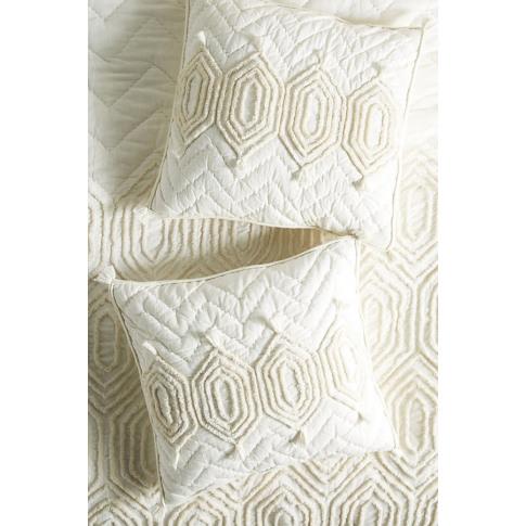 Tufted Amora Square Pillowcase