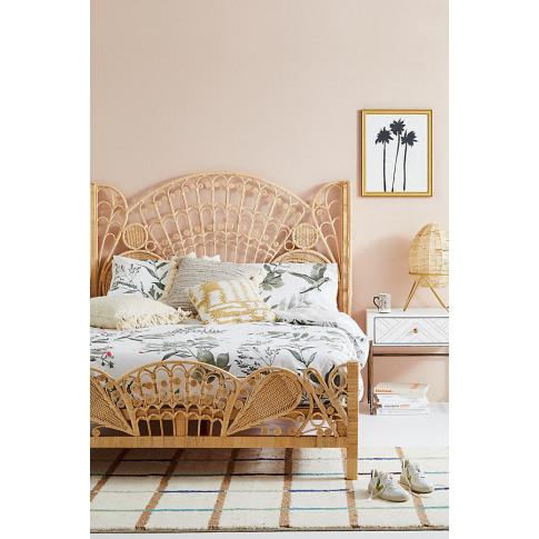 Henrietta Duvet Set - White, Size Uk Spr Kng