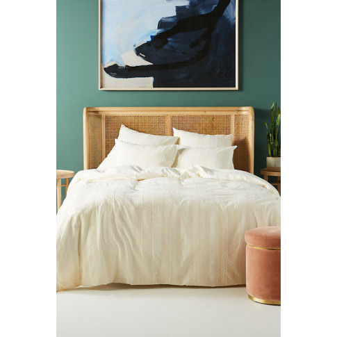 Cantrelle Embroidered Duvet Cover