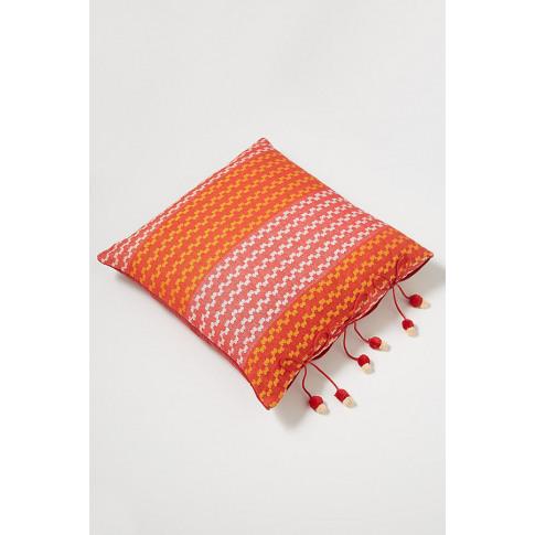 Chahna Cushion - Orange