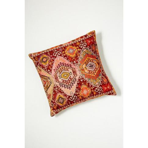 Zarah Cushion - Red