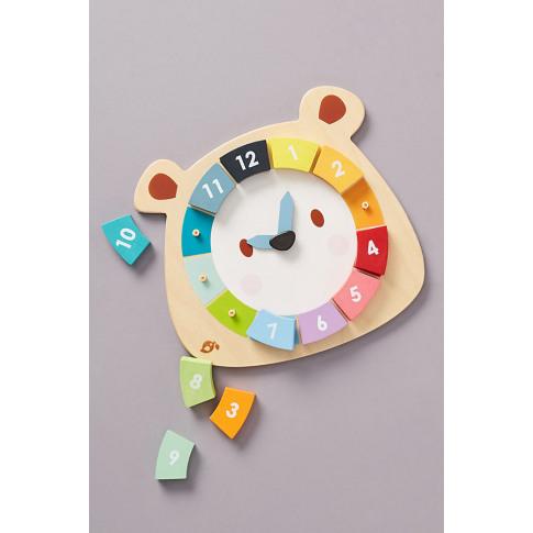Bear Colour Clock