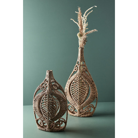Leilani Vase - Neutral, Size L
