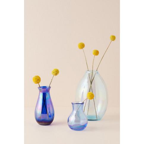 Bauble Vase - Blue, Size L