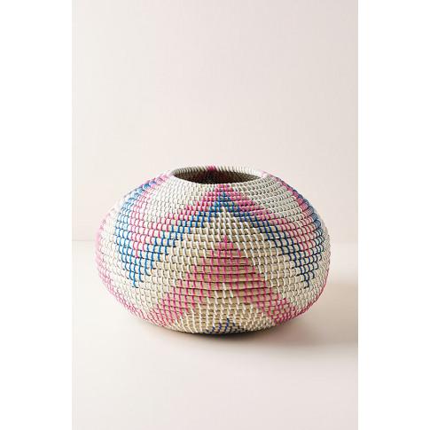 Rosario Vase - Pink, Size M