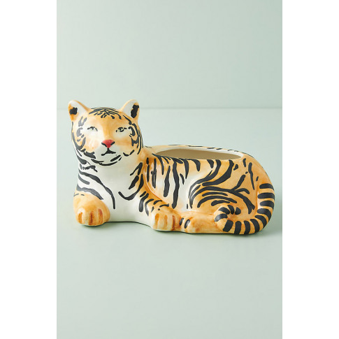 Leah Goren Tiger Vase