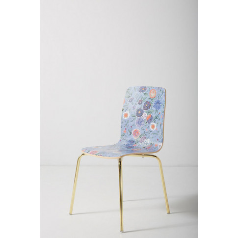 Tamsin Dining Chair - Purple