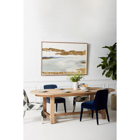 Meadowland Dining Table - Beige