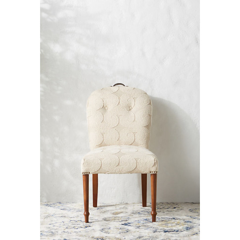 Mumbai Dining Chair - Beige