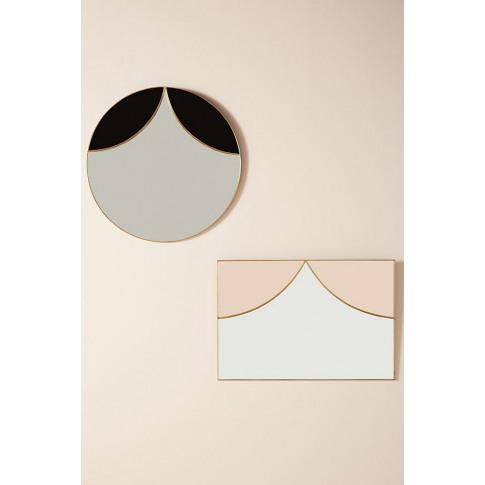 Alicia Mirror - Grey, Size M