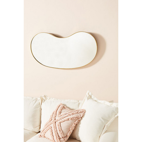 Dali Mirror - Brown, Size M