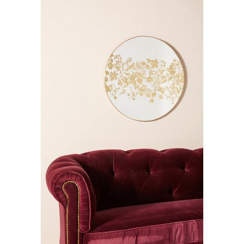 Bellerose Mirror - Gold, Size M