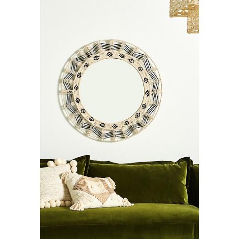 Santa Fe Mirror - Black, Size M