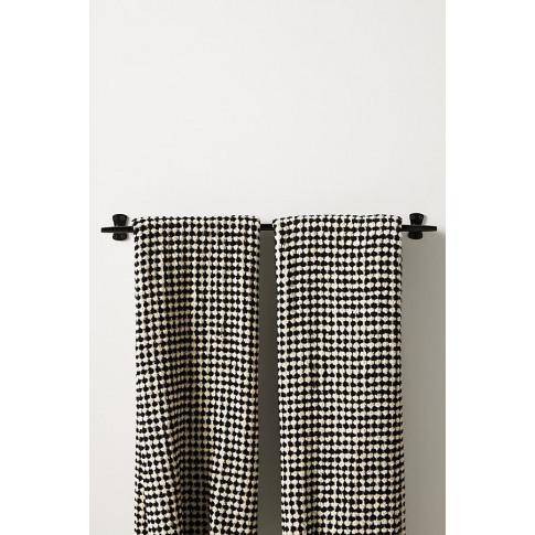 Streamline Towel Bar - Black