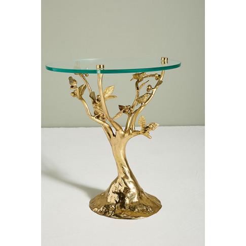 Tree Dwelling Side Table