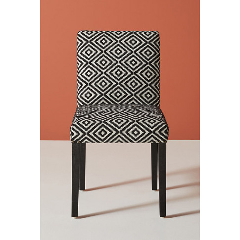 Seneca Dining Chair - Black