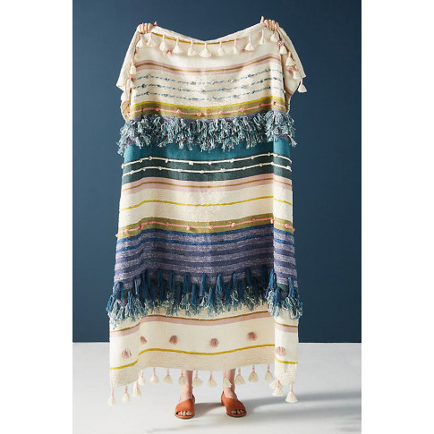 All Roads Yucca Throw Blanket - Assorted