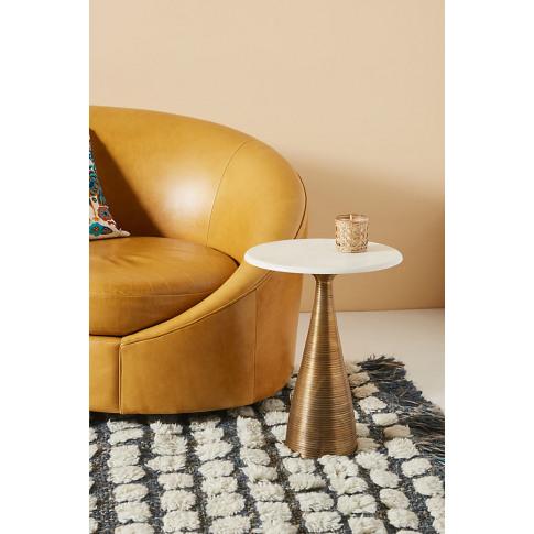 Vivien Metal Side Table