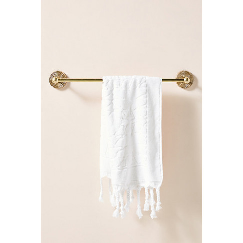 Graham Towel Bar - Brown
