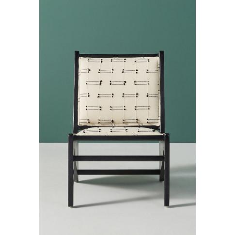 Rani Accent Chair - White