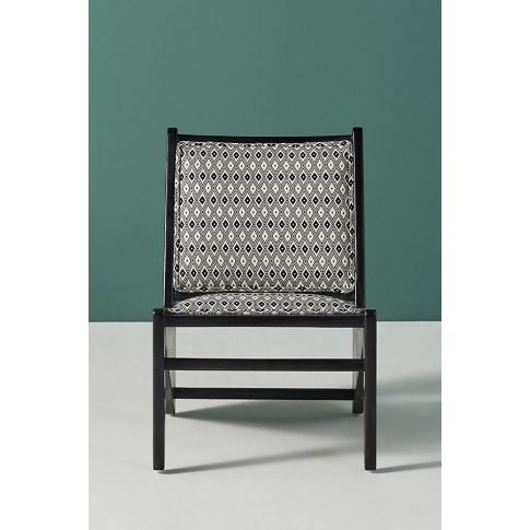 Rani Accent Chair - Black