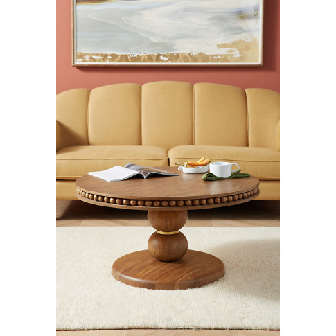 Soho Home X Anthropologie Harrison Coffee Table - Beige