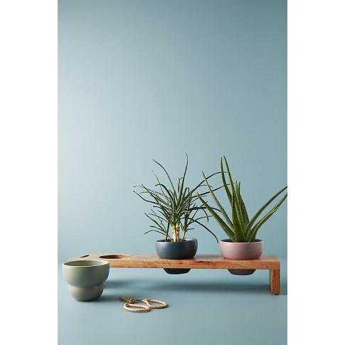 Heloise Planter Set - Blue, Size M