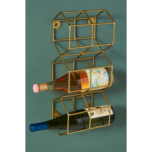 Thea Wall Mounted Wine Rack