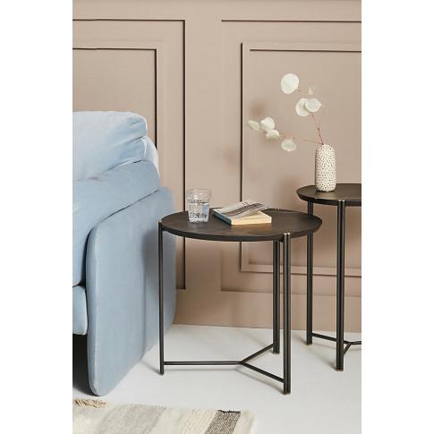 Nesting Side Table