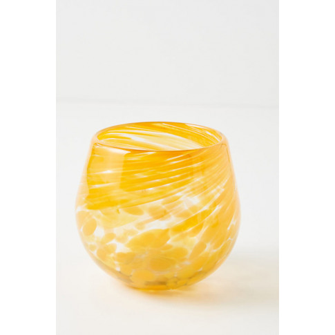 Katricia Candle Holder - Orange