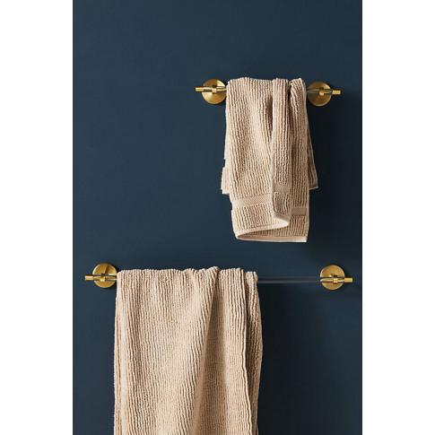 Mikayla Lucite Towel Bar