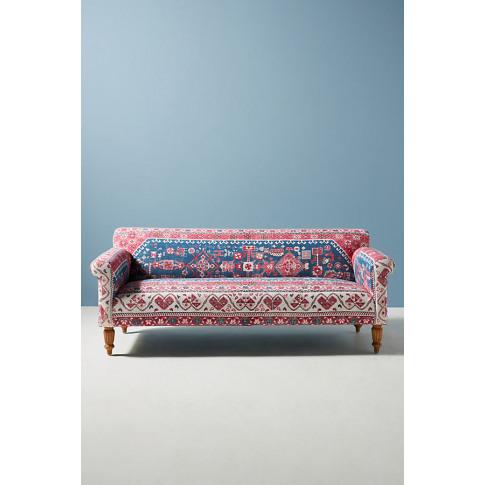 Rug-Printed Anatolia Sofa