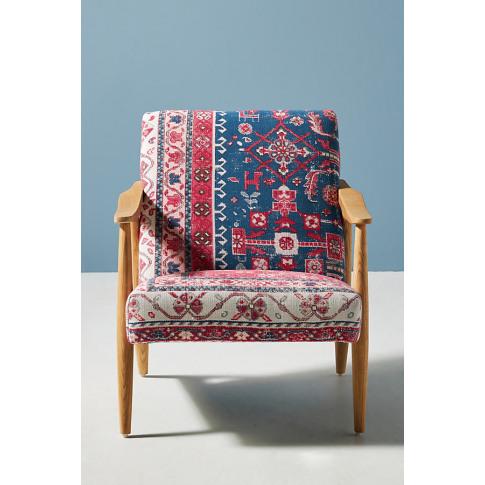 Anatolia Rug-Printed Armchair