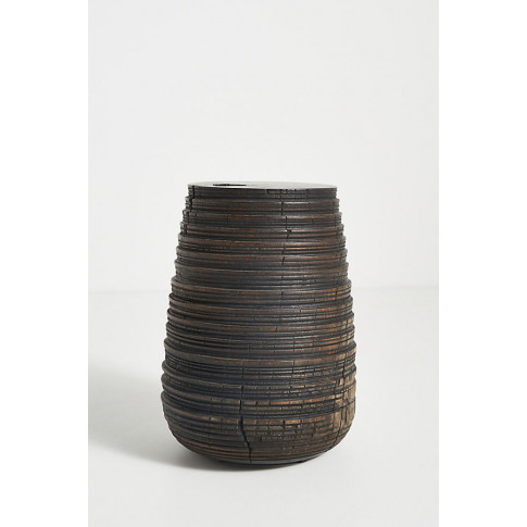 Rompo Stump Side Table - Brown