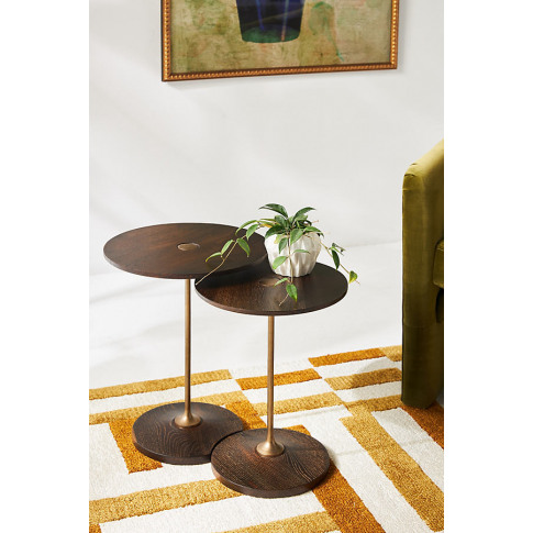 Elio Nesting Side Table Set