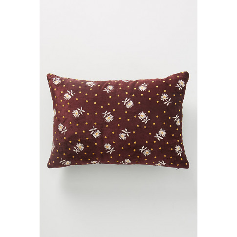 Tiana Ditsy Floral Cushion